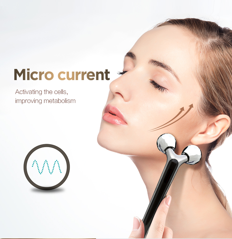 3D face massager for lifting